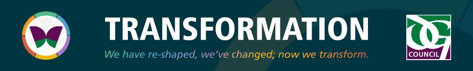 Transformation Dumfries and Galloway Council