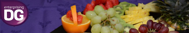 Banner image: catering